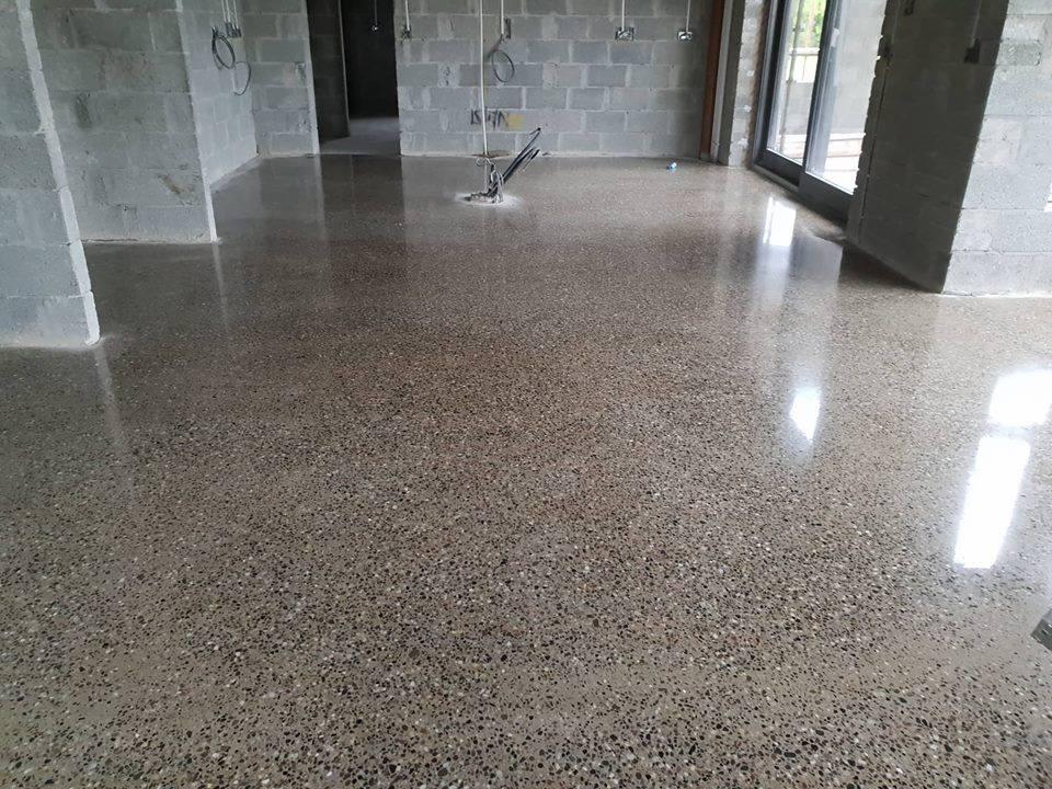 betoncsiszolás HTC SuperFloor
